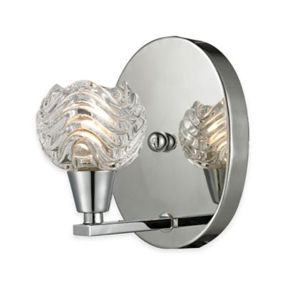 Polished Chrome Vanity Lighting