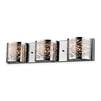 3 Light Wall Light