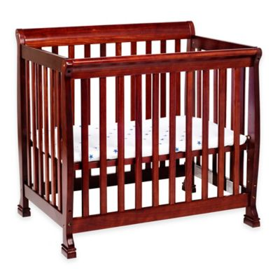 Baby Furniture > DaVinci Kalani Mini Crib in Cherry