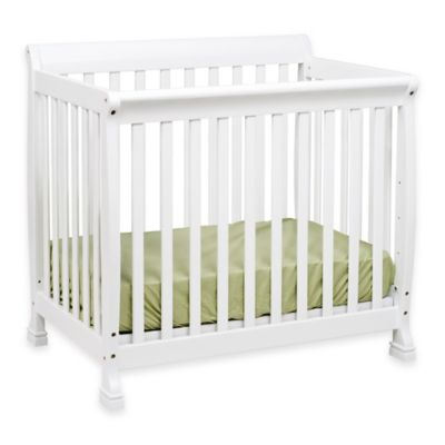 Baby Furniture > DaVinci Kalani Mini Crib in White