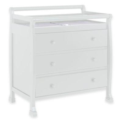 DaVinci Kalani 3-Drawer Changer Dresser in White