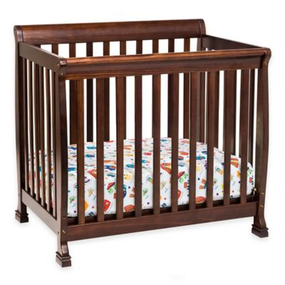 Baby Furniture > DaVinci Kalani Mini Crib in Espresso