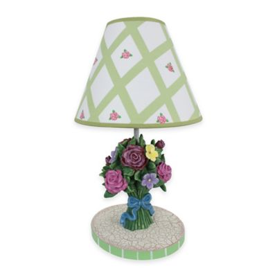 Teamson Fantasy Fields Bouquet Kids Table Lamp