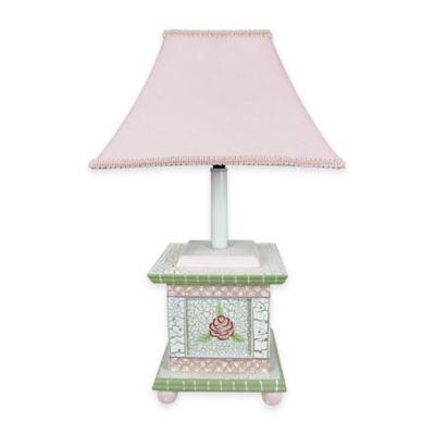 Girl Pink Lamp