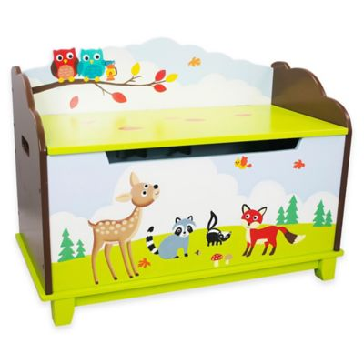Fantasy Fields Enchanted Woodland Toy Storage Box