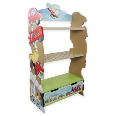 Fantasy Fields Transportation Kids Bookcase