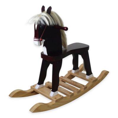 Teamson Kids Toddler Derby Rocking Horse