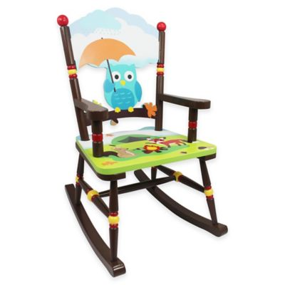 Teamson Fantasy Fields Enchanted Woodland Kids Rocking Chair