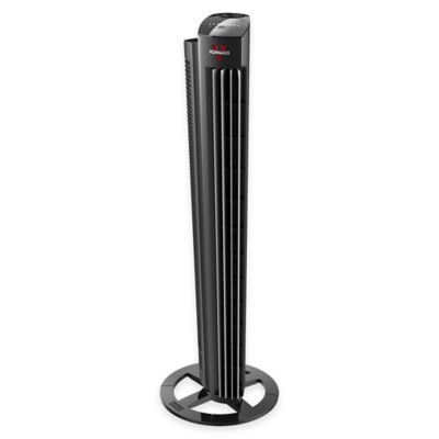 Vornado® Versa-Flow NGT425 42.5-Inch 5-Speed Tower Fan in Black with Remote Control
