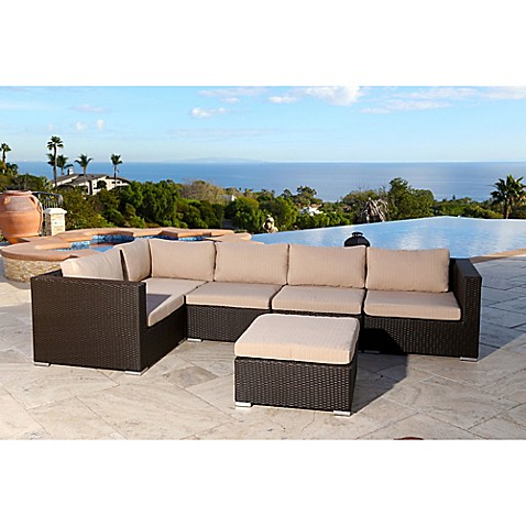 Abbyson Living Newport Patio Furniture Collection Bed Bath Beyond