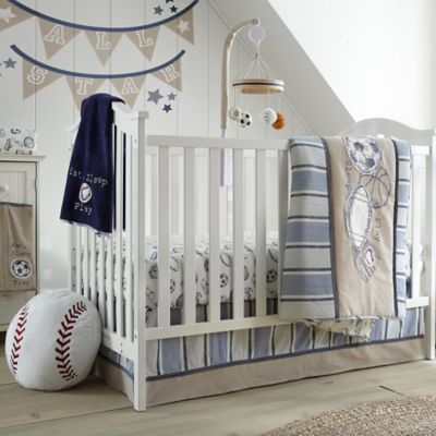 Levtex Baby Little Sport 5-Piece Crib Bedding Set