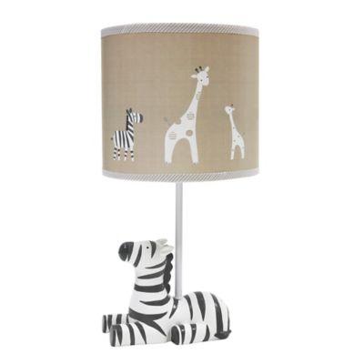 Lambs & Ivy® Elias Lamp Base with Shade
