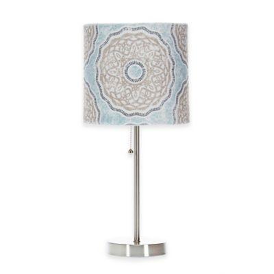 Glenna Jean Luna Mod Lamp Base with Shade