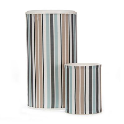Glenna Jean Luna Hamper and Wastebasket Set