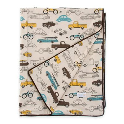 Glenna Jean Traffic Jam Full/Queen Duvet Cover