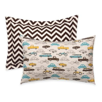 Glenna Jean Traffic Jam Small Pillow Sham