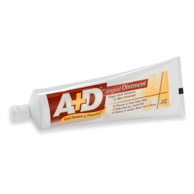 A + D Original Ointment 4-Ounce Tube