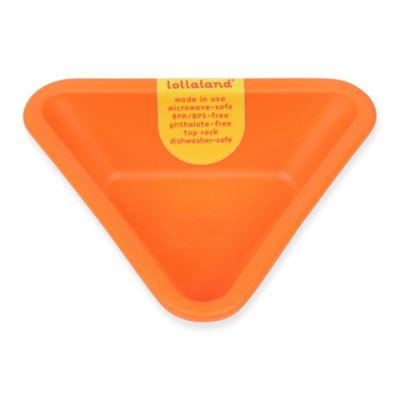 Orange Dipping Bowl