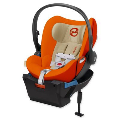 Cybex Cloud Q Infant Car Seat in Autumn Gold