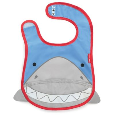 Skip*Hop® ZOO Tuck-Away Shark Bib