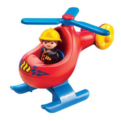 Playmobil® Fire Rescue Helicopter