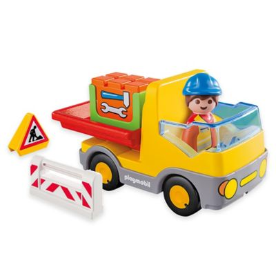 Pretend Play > Playmobil® Construction Truck