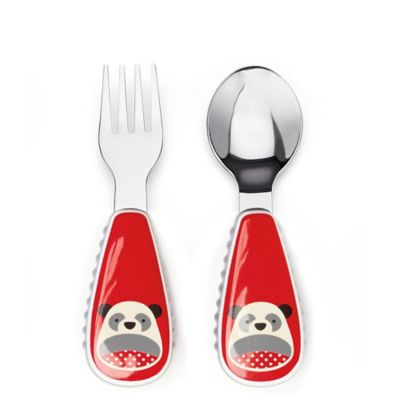 Stainless Steel Baby Spoon Sets