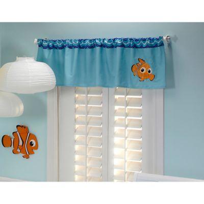 Disney® Nemo's Wavy Days Window Valance