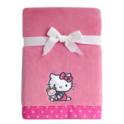 Hello Kitty Baby Bedding