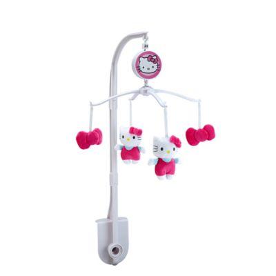Hello Kitty® Cute as a Button Musical Mobile