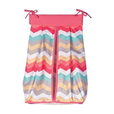 Trend Lab® Waverly® Pom Pom Play Diaper Stacker