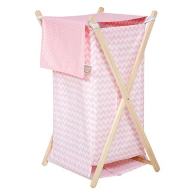 Trend Lab® Waverly® Pink Sky Hamper