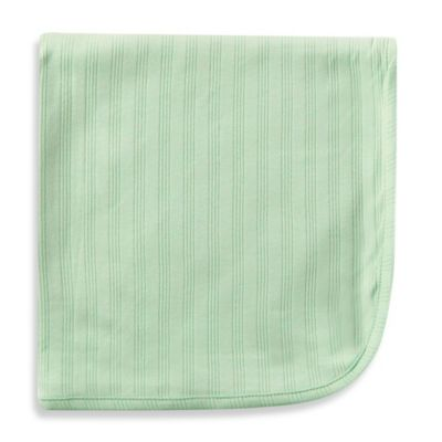 BabyVision® Touched by Nature Organic Cotton Blanket in Green