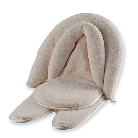 kidsline™ Ecru Luxury Double Head Rest