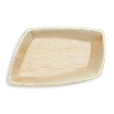 Quadral 7-Inch Palm Leaf Plates