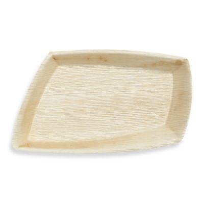 Quadral 10-Inch Palm Leaf Plates