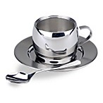 Stainless 3-Piece Espresso Set