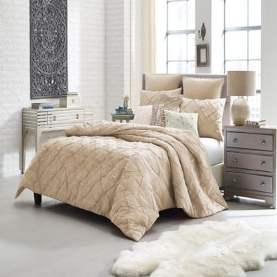 Anthology™ Mina Comforter Set in Camel
