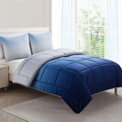 Pink and Blue Comforter Sets