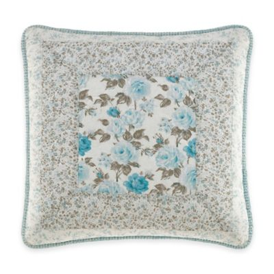 Laura Ashley® Everly Square Throw Pillow