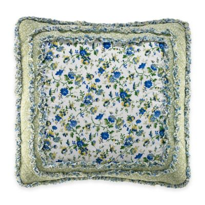 Laura Ashley® Ashelyn Square Throw Pillow