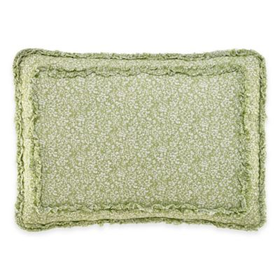 Green Laura Ashley Pillow