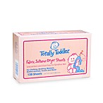 Totally Toddler® Fabric Softener Dryer Sheets (Package of 120)