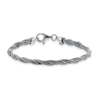 Silver Ladies' Bracelet