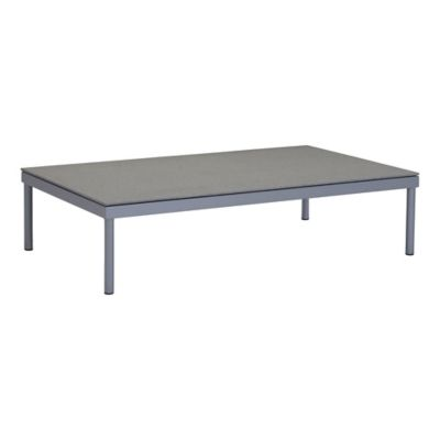 Zuo® Sand Beach Coffee Table in Grey/Granite