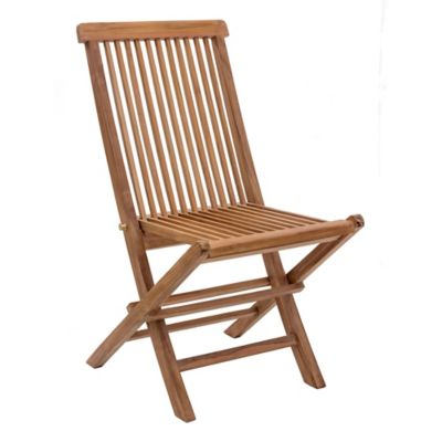 Outdoor Folding Dining Chair