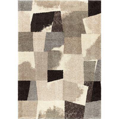 Orian Cosmopolitan Ralston 7-Foot 10-Inch x 10-Foot 10-Inch Area Rug in Beige
