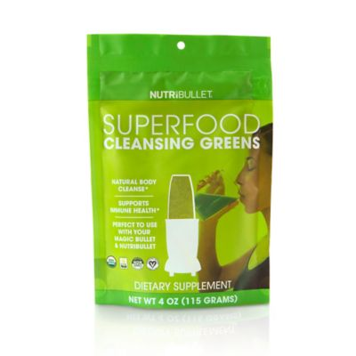 Nutribullet® Superfood Cleansing Greens