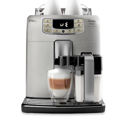 Philips Intelia Deluxe 50-oz. Cappuccino Maker