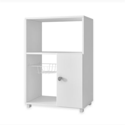 Manhattan Comfort Clever Bedok Kitchen Organizer in White